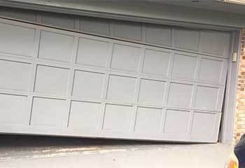 Garage Door Off Track | Clinton | Roy, UT